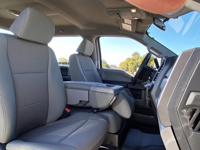 2021 Ford F-550 Crew Cab DRW 4x2, Cab Chassis #MEC71650 - photo 9