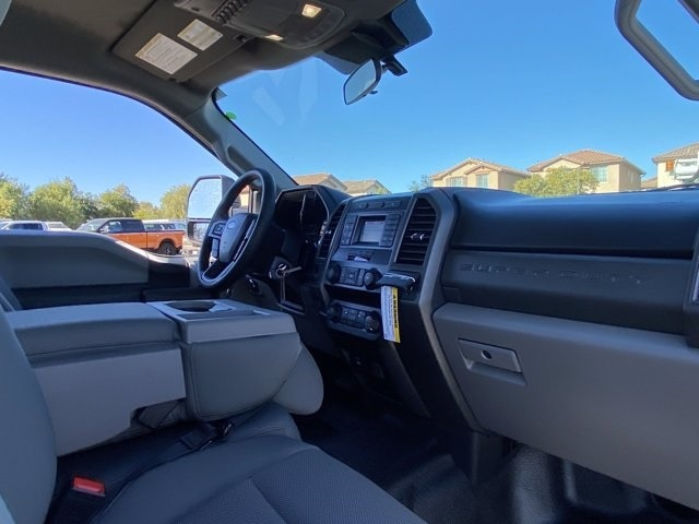 2021 Ford F-550 Crew Cab DRW 4x2, Cab Chassis #MEC71650 - photo 10