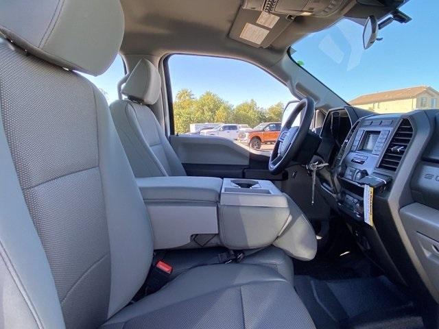 2021 Ford F-550 Crew Cab DRW 4x2, Cab Chassis #MEC71650 - photo 11