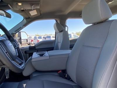 2021 Ford F-550 Crew Cab DRW 4x2, Cab Chassis #MEC71650 - photo 14