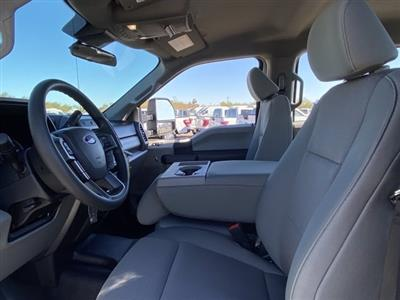 2021 Ford F-550 Crew Cab DRW 4x2, Cab Chassis #MEC71650 - photo 16