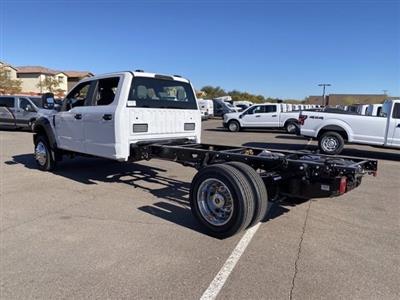 2021 Ford F-550 Crew Cab DRW 4x2, Cab Chassis #MEC71650 - photo 7