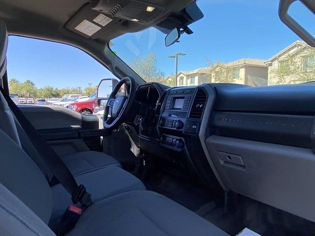 2021 Ford F-550 Crew Cab DRW 4x4, Cab Chassis #MEC71651 - photo 11
