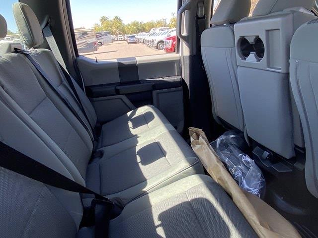 2021 Ford F-550 Crew Cab DRW 4x4, Cab Chassis #MEC71651 - photo 13