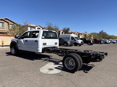 2021 Ford F-550 Crew Cab DRW 4x4, Cab Chassis #MEC71651 - photo 7