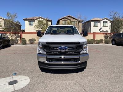 2021 Ford F-350 Regular Cab DRW 4x4, Cab Chassis #MEC71679 - photo 3