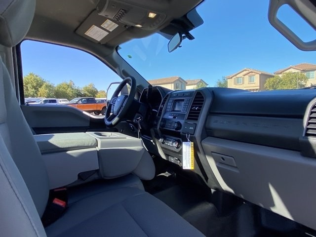 2021 Ford F-450 Regular Cab DRW 4x2, Cab Chassis #MEC71683 - photo 11