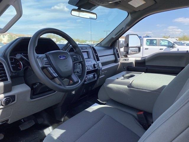 2021 Ford F-450 Regular Cab DRW 4x4, Cab Chassis #MEC71684 - photo 12