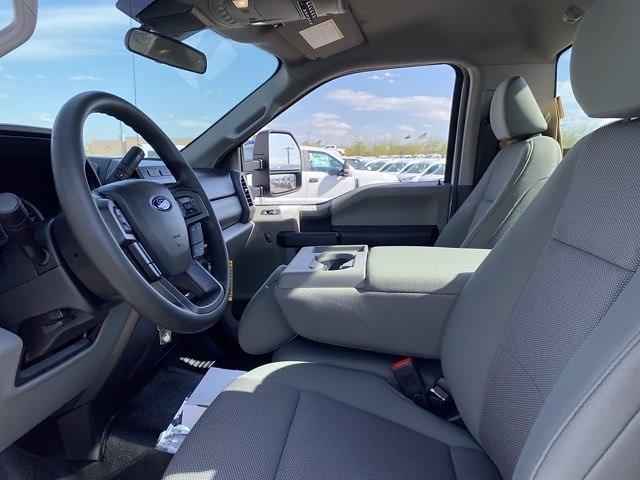 2021 Ford F-450 Regular Cab DRW 4x4, Cab Chassis #MEC71684 - photo 13