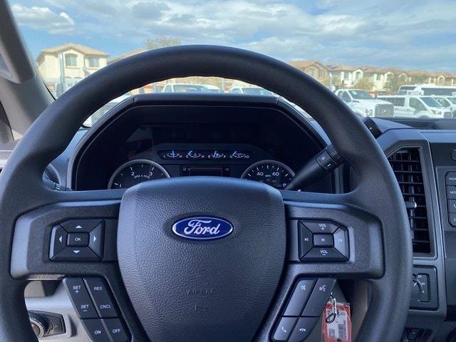 2021 Ford F-450 Regular Cab DRW 4x4, Cab Chassis #MEC71684 - photo 20