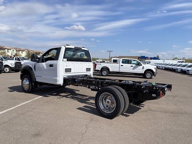 2021 Ford F-450 Regular Cab DRW 4x4, Cab Chassis #MEC71684 - photo 7