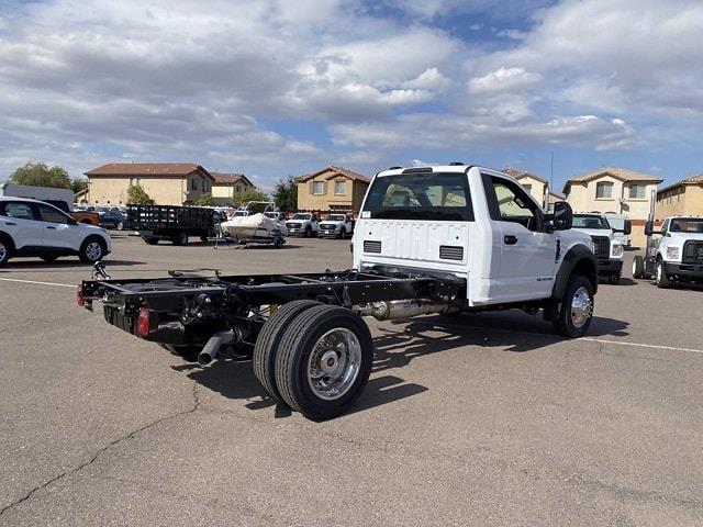 2021 Ford F-450 Regular Cab DRW 4x4, Cab Chassis #MEC71684 - photo 2