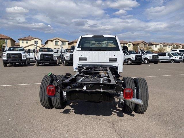 2021 Ford F-450 Regular Cab DRW 4x4, Cab Chassis #MEC71685 - photo 8