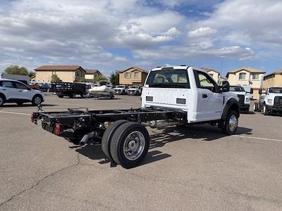 2021 Ford F-450 Regular Cab DRW 4x4, Cab Chassis #MEC71685 - photo 2
