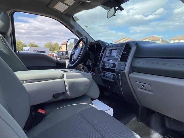 2021 Ford F-450 Regular Cab DRW 4x4, Cab Chassis #MEC71686 - photo 10