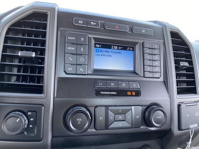 2021 Ford F-450 Regular Cab DRW 4x4, Cab Chassis #MEC71686 - photo 16