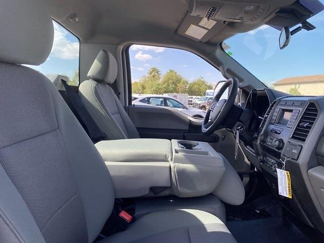 2021 Ford F-550 Regular Cab DRW 4x2, Cab Chassis #MEC71689 - photo 11