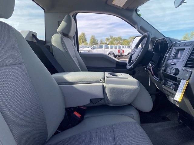 2021 Ford F-550 Regular Cab DRW 4x2, Cab Chassis #MEC71691 - photo 11