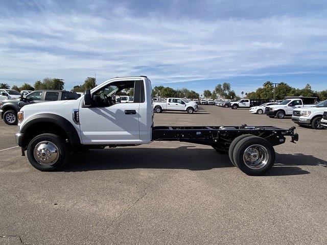 2021 Ford F-550 Regular Cab DRW 4x2, Cab Chassis #MEC71691 - photo 6