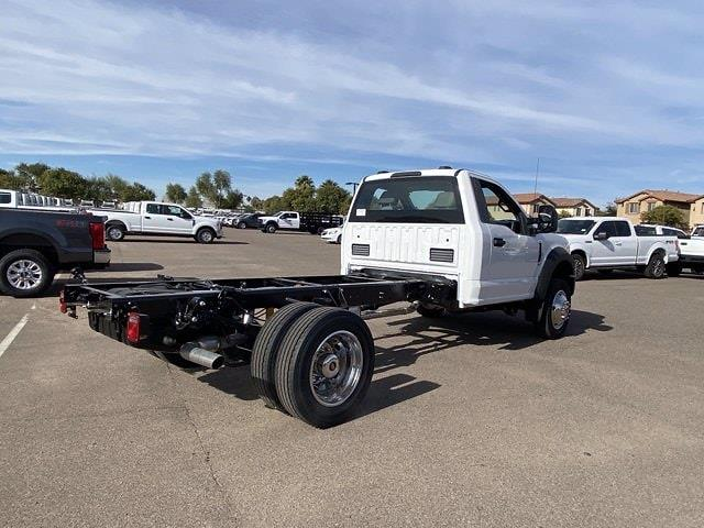 2021 Ford F-550 Regular Cab DRW 4x2, Cab Chassis #MEC71691 - photo 2