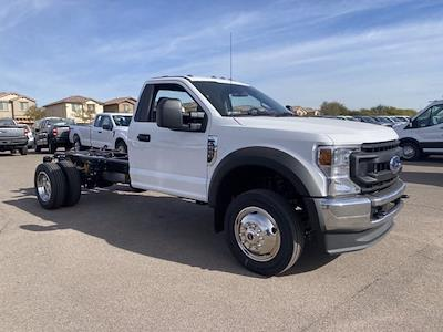 2021 Ford F-550 Regular Cab DRW 4x2, Cab Chassis #MEC71691 - photo 1