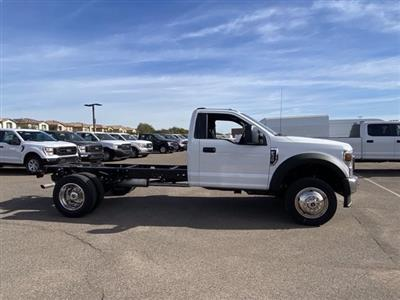2021 Ford F-550 Regular Cab DRW 4x2, Cab Chassis #MEC71691 - photo 5