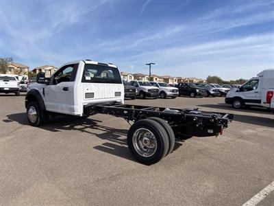2021 Ford F-550 Regular Cab DRW 4x2, Cab Chassis #MEC71691 - photo 3