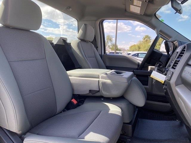 2021 Ford F-550 Regular Cab DRW 4x4, Cab Chassis #MEC71693 - photo 9