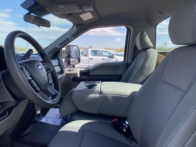 2021 Ford F-550 Regular Cab DRW 4x4, Cab Chassis #MEC71693 - photo 13