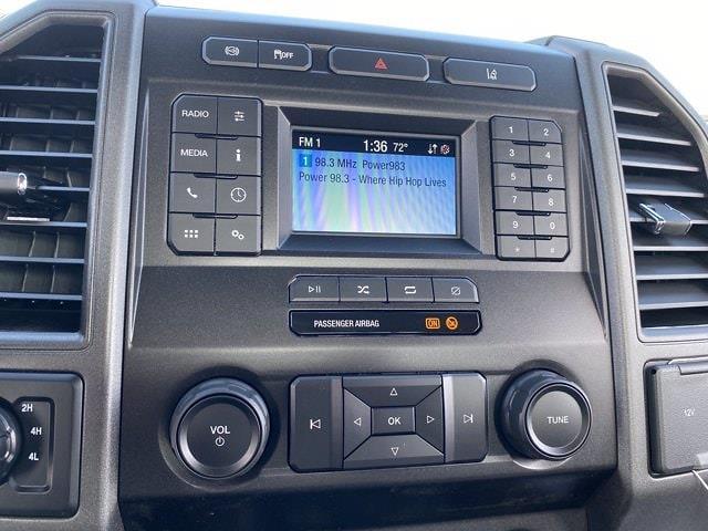 2021 Ford F-550 Regular Cab DRW 4x4, Cab Chassis #MEC71693 - photo 16
