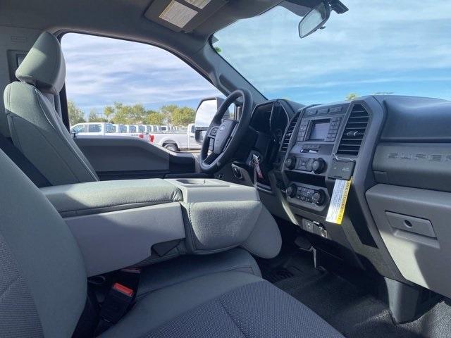 2021 Ford F-550 Regular Cab DRW 4x4, Cab Chassis #MEC71695 - photo 10