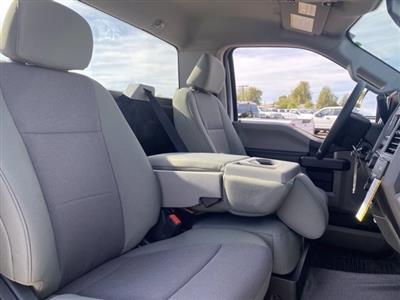 2021 Ford F-550 Regular Cab DRW 4x4, Cab Chassis #MEC71695 - photo 9