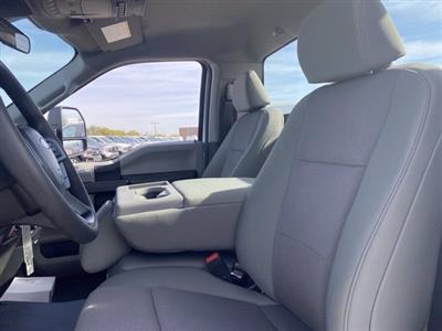 2021 Ford F-550 Regular Cab DRW 4x4, Cab Chassis #MEC71695 - photo 14