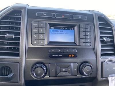 2021 Ford F-550 Regular Cab DRW 4x4, Cab Chassis #MEC71695 - photo 15