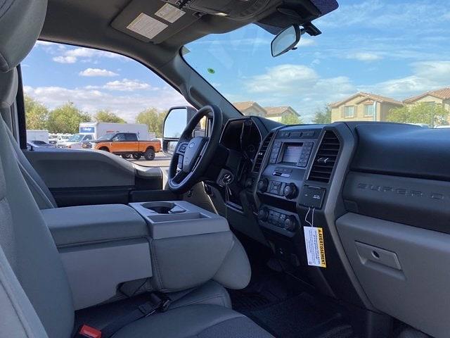 2021 Ford F-450 Crew Cab DRW 4x2, Cab Chassis #MEC71699 - photo 10