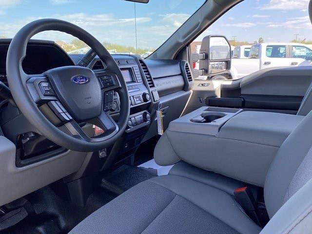 2021 Ford F-450 Crew Cab DRW 4x2, Cab Chassis #MEC71699 - photo 14