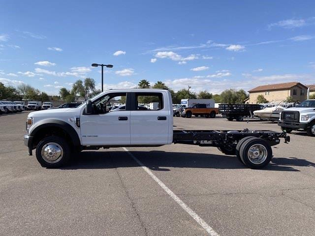 2021 Ford F-450 Crew Cab DRW 4x2, Cab Chassis #MEC71699 - photo 5