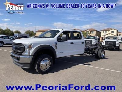 2021 Ford F-450 Crew Cab DRW 4x2, Cab Chassis #MEC71699 - photo 24