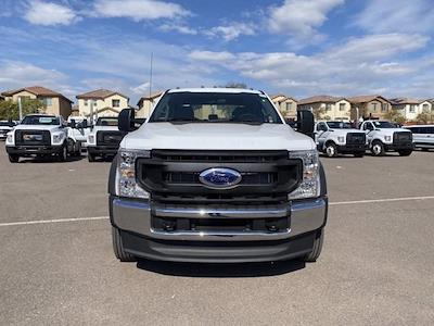 2021 Ford F-450 Crew Cab DRW 4x2, Cab Chassis #MEC71699 - photo 3