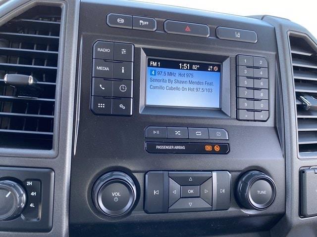 2021 Ford F-450 Crew Cab DRW 4x4, Cab Chassis #MEC71702 - photo 20
