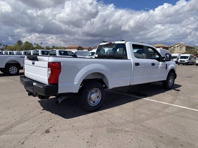 2021 Ford F-250 Crew Cab 4x2, Pickup #MED06203 - photo 2