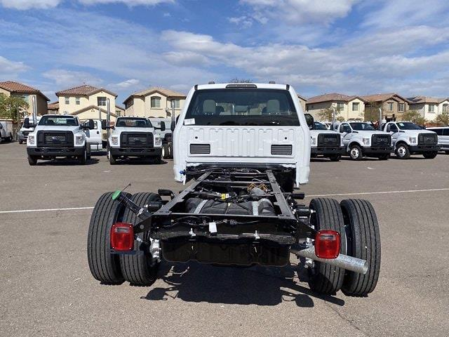 2021 Ford F-450 Crew Cab DRW 4x4, Cab Chassis #MED06624 - photo 8