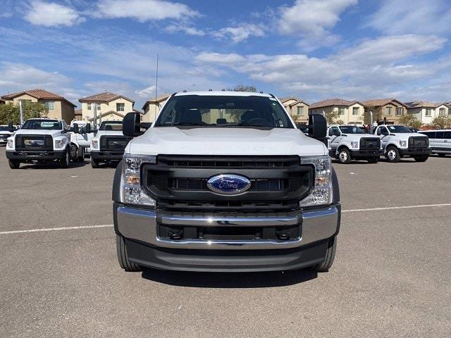 2021 Ford F-450 Crew Cab DRW 4x4, Cab Chassis #MED06624 - photo 3