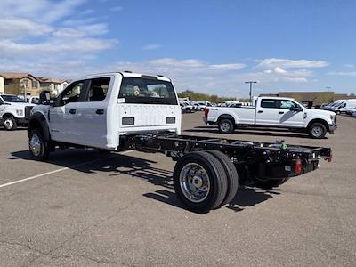 2021 Ford F-450 Crew Cab DRW 4x4, Cab Chassis #MED06624 - photo 7