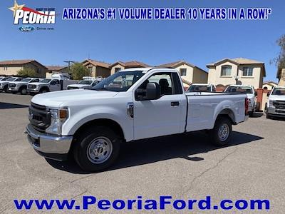 2021 Ford F-250 Regular Cab 4x2, Pickup #MED07640 - photo 20