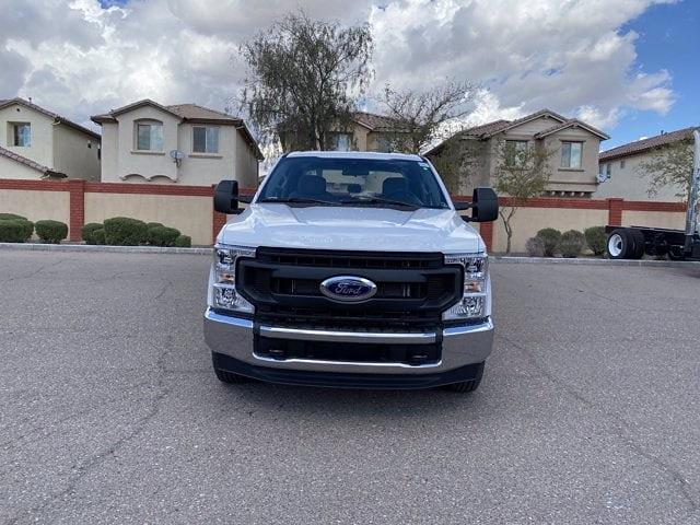 2021 Ford F-250 Crew Cab 4x2, Pickup #MED07646 - photo 3