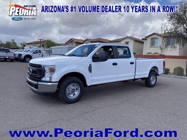 2021 Ford F-250 Crew Cab 4x2, Pickup #MED07648 - photo 1