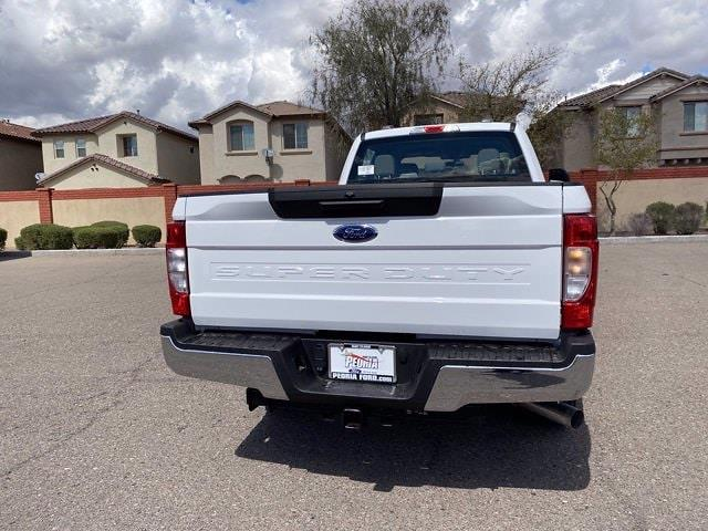 2021 Ford F-250 Crew Cab 4x2, Pickup #MED07648 - photo 9