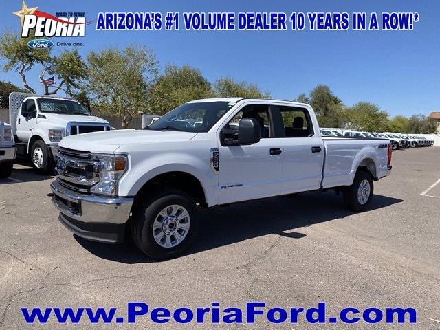 2021 Ford F-250 Crew Cab 4x4, Royal Truck Body Service Body #MED07652 - photo 1