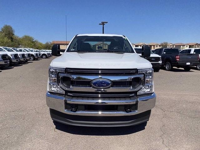 2021 Ford F-250 Crew Cab 4x4, Pickup #MED07653 - photo 4